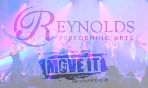 The Reynolds Performing Arts Students were great at Move It 2012!