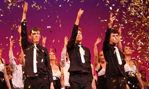 Reynolds Performing Arts – PEAK 2013 Review