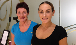 Members of the Month – Jill Buist and Nina Finch