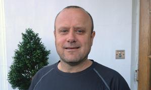 Member of the Month – Darren Elgar