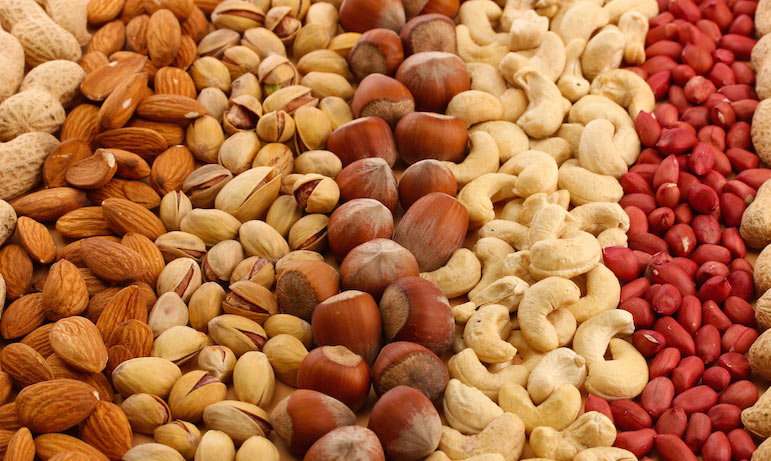 Nuts, an important part of your diet!