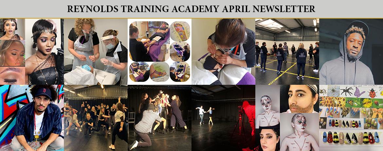 Reynolds Training Academy April Newsletter