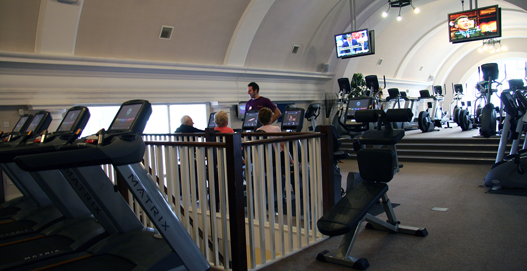 Bexley gym