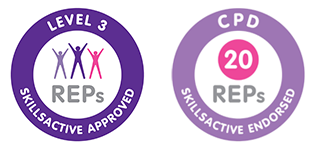 Level 3 Skillsactive Approved | CPD Skillsactive endorsed