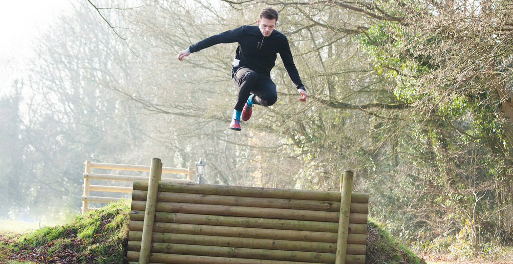 Assault Course Jump