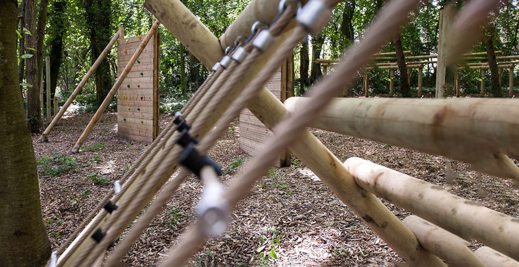 Assault Course Closeup