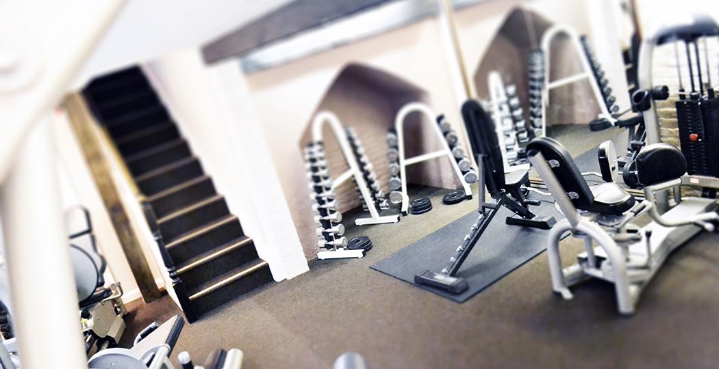 Rainham Gym Room