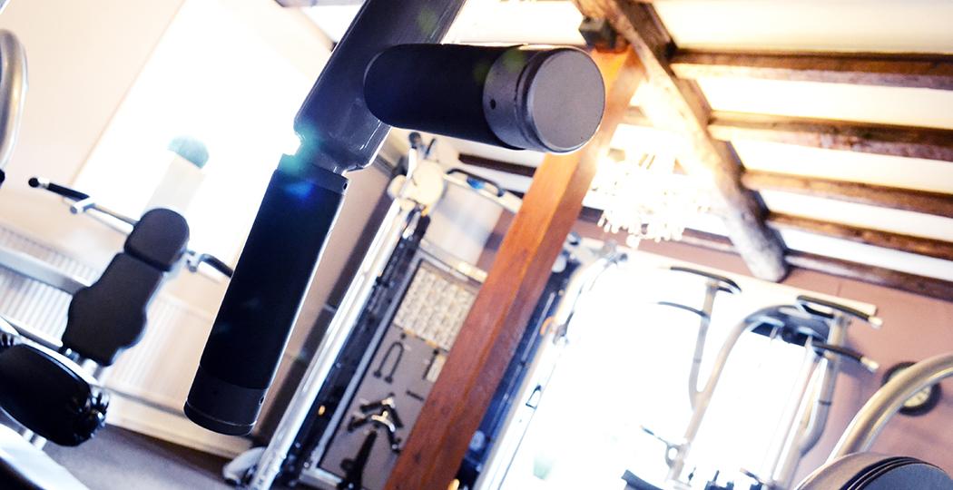 Inside Rainham Gym