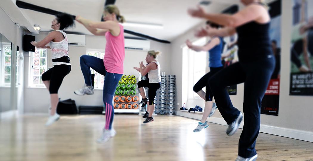 Rainham Gym class