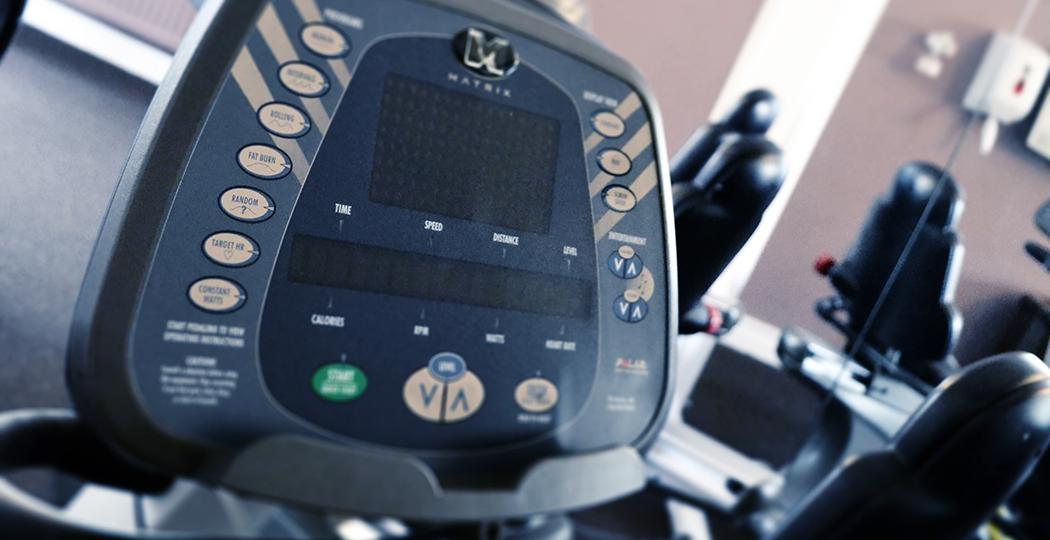 Rainham Gym cardio machine
