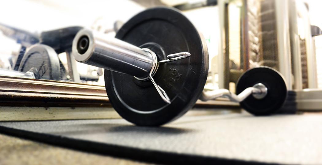 Rainham Gym Free Weights