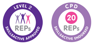 Level 2 Skillsactive Approved | CPD Skillsactive endorsed