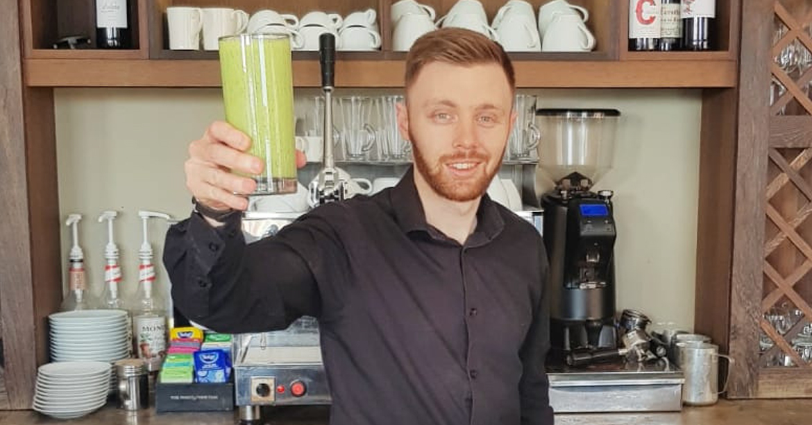 Win Smoothies at Reynolds Retreat
