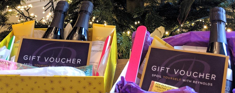 Christmas Spa Day Boxes